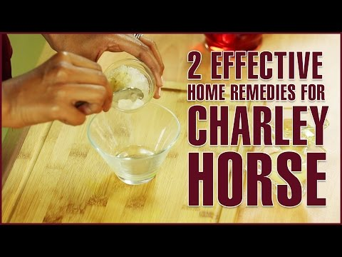 How To Get Rid Of Charley Horse (Leg Cramps While Sleeping)