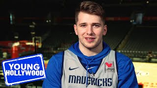 Luka Doncic On Making An Impact For Dallas Mavericks