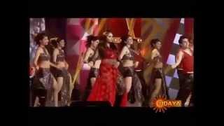 Ragini Dwivedi SIIMA Award Function 2013 Uncut Scenes