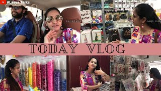 Lasya Talks || Today's Vlog :) ||