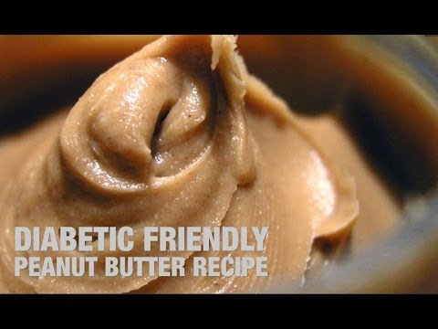 HINDI: How To Make Diabetic Friendly Peanut Butter