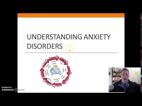 Understanding Anxiety Part 1