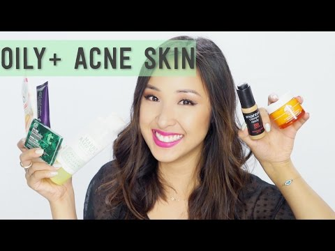 5 Tips for ACNE + OILY Skin | Summer Edition
