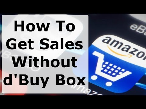 Drop Shipping on Amazon | How to make sales on Amazon without the Buy Box. Then you Get the Buy Box