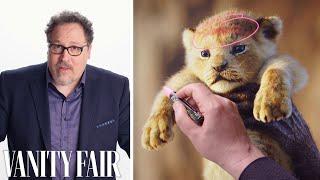 Jon Favreau Breaks Down The Lion King's Opening Scene | Vanity Fair