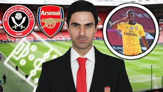 Arsenal PREDICTED LINEUP vs Sheffield United | FA Cup Preview