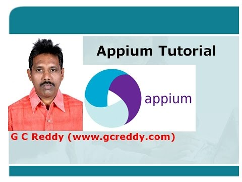 Introduction to Appium - Mobile Testing Framework