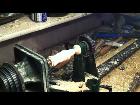Making a Pipe From Lathe To Finish