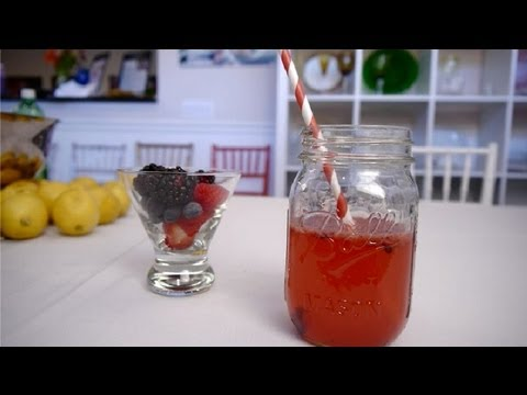 Recipe for Lemon Party Punch : Party Planning & More
