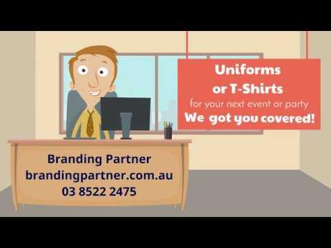 Custom T Shirt Printing   Branding Partner