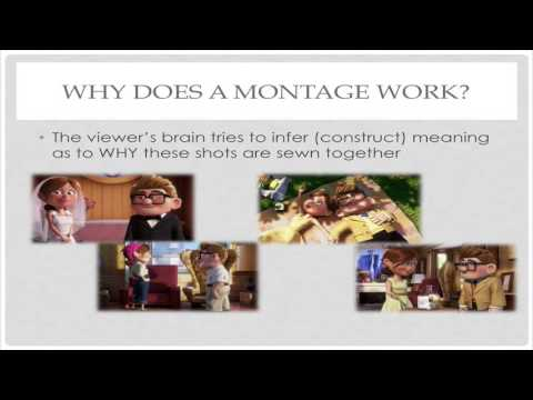Montage in Film