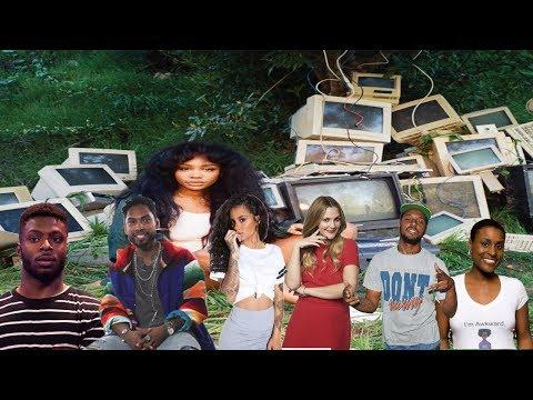 Celebrities Talk About SZA (Drew Barrymore, Issa Rae, ScHoolboy Q, Kehlani, Miguel & more)