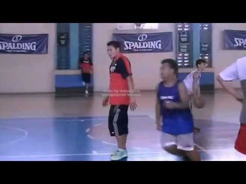 Caleb @ Spalding Summer Basketball Camps 2012 (Sta. Lucia East Grand Mall)
