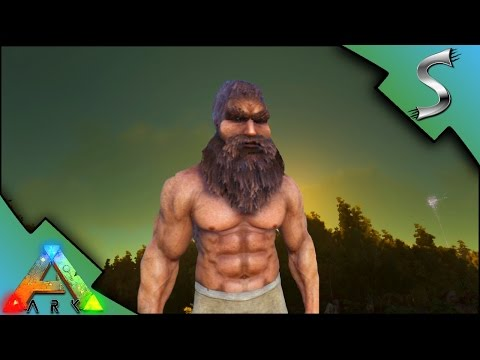 HAIR & BEARD PREVIEW! EVERYTHING YOU NEED TO KNOW ABOUT HAIRSTYLES IN ARK! - Ark: Survival Evolved