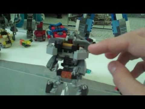 lego transformers blackout