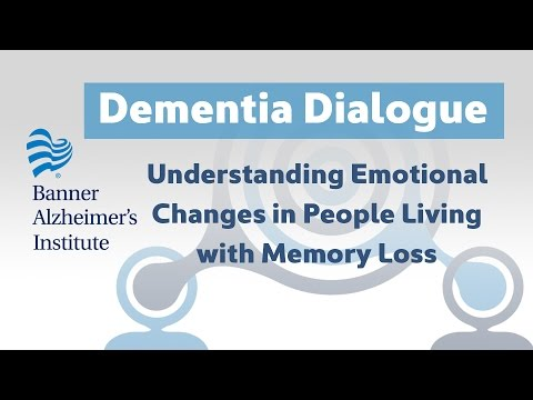 Dementia Dialogue: Understanding Emotional Changes in People Living With Memory Loss