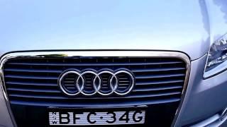 Audi A4 2017 Sedan