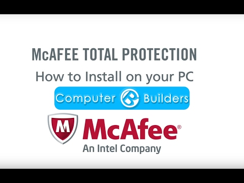 How to Install McAfee Total Protection 2017