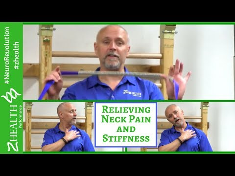 Relieving Neck Pain and Stiffness