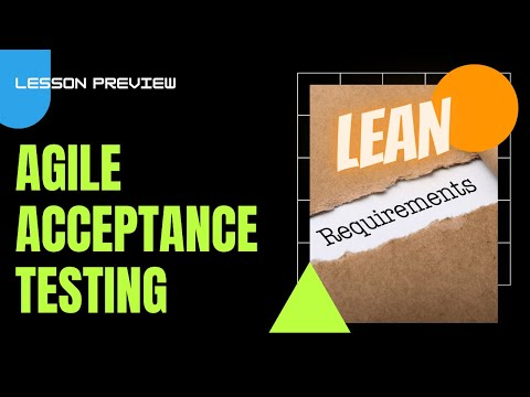 Acceptance Test Driven Development (ATDD) and BDD for the Business Analyst