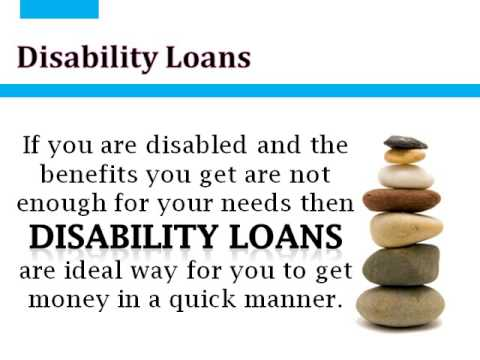 Loans For Disabled- Handy Money For People With Some Disability