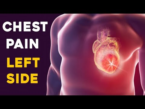9 Effective Home Remedies To Get Rid Of Chest Pain | Chest Pain Right Side | Chest Pain Left Side