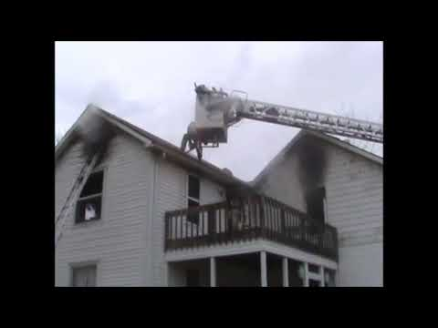 Two Story House Fire Pt.2