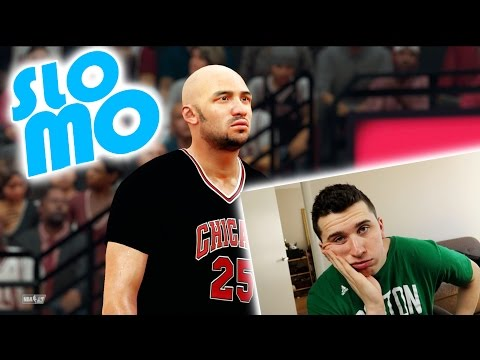A SLOW-MOTION 2K GAME! 0 GAME SPEED AND 0 SPEED PLAYERS! NBA 2K17 CHALLENGE