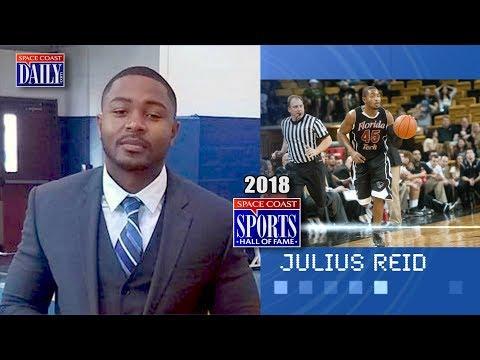 Julius Reid: 2018 Space Coast Sports Hall of Fame