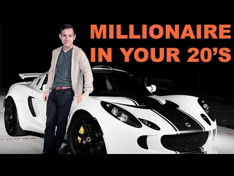 What it's ACTUALLY like to be a Millionaire in your 20's