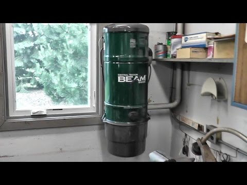 Central Vac DIY Shop & House PLUS Homemade System Extras!
