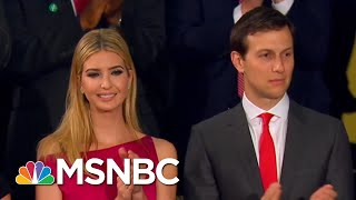 """Butler: Giuliani """"Offering Jared Kushner's Head"""" To Save Ivanka 