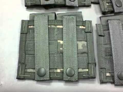 MOLLE II ACU Pocket Set