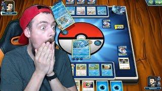 KNAPPER KAMPF IM EVENT - Pokemon Trading Card Game Online Deutsch