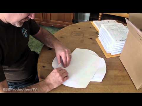 Paper Counting Made Easy