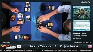 2012 Players Championship Semifinals: Shouta Yasooka vs. Jon Finkel