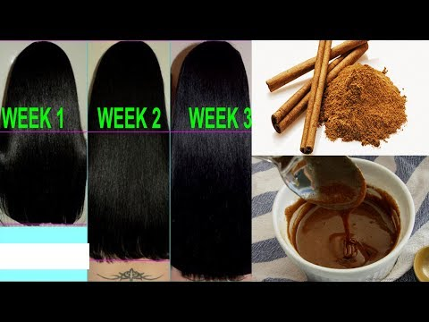 Cinnamon Mask to grow your Hair like Crazy | Grow Long Hair Super Fast -  Miracle Hair Growth Remedy