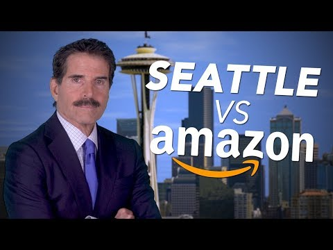 Stossel: Seattle's 'Amazon Tax'
