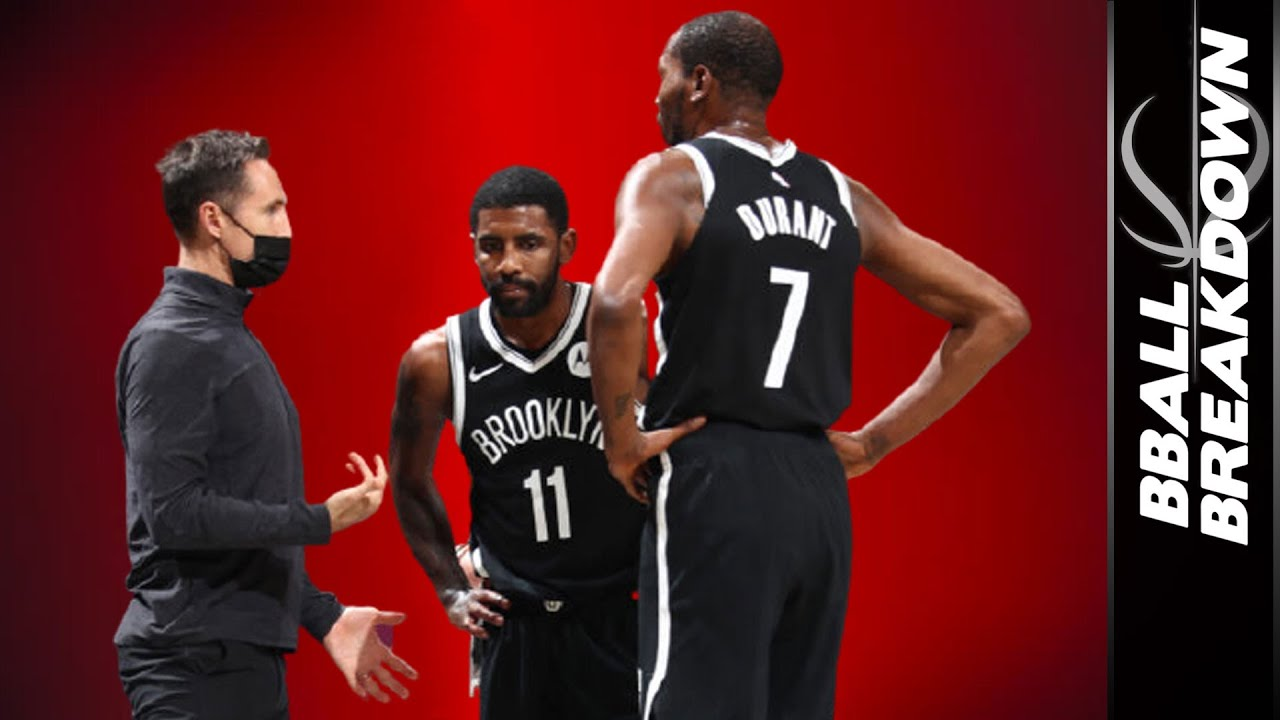 Kevin Durant And Kyrie Irving Let The NBA Know The Nets Are For REAL
