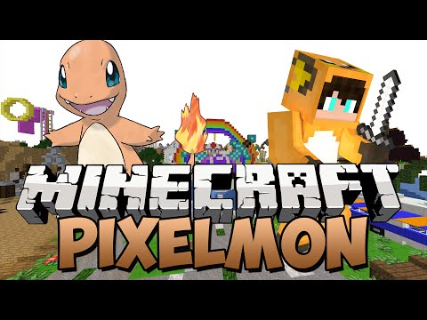 Minecraft PC - Survival Pixelmon Adventures - How To Make PokeBalls [2]