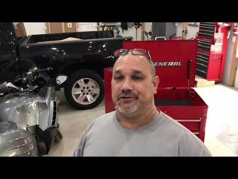 US General series 2 Harbor Freight Tool Cart Assembly and Review