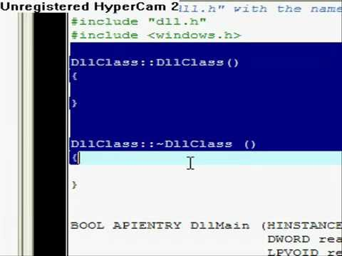 How to: Make a DLL for Game Maker - Part 1