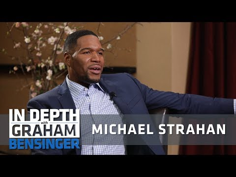Michael Strahan: Lessons learned from marriages