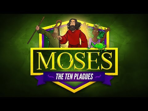 Exodus 7-11 Moses & The Ten Plagues Sunday School Lessons For Kids | Sharefaith.com