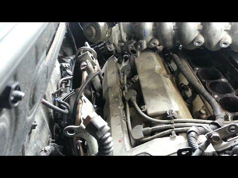 Rear spark plug replacement - 2004 Hyundai Santa Fe 3.5L