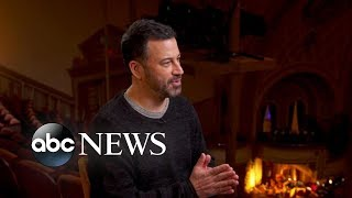 Jimmy Kimmel on his career and why he