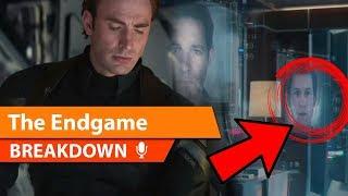 Download Avengers Endgame Trailer Breakdown & Details Video