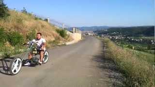Mini Chopper 50cc / mini Harley / Hot rod bobber - PakVim