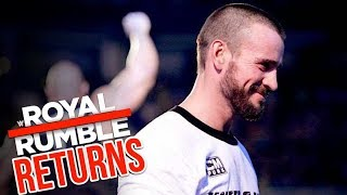 5 SHOCKING RETURNS For Royal Rumble 2018 That Will Completely Change WWE!
