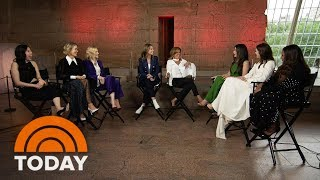 Sandra Bullock On 'Ocean's 8': 'It Was A Big Party Happening'   TODAY